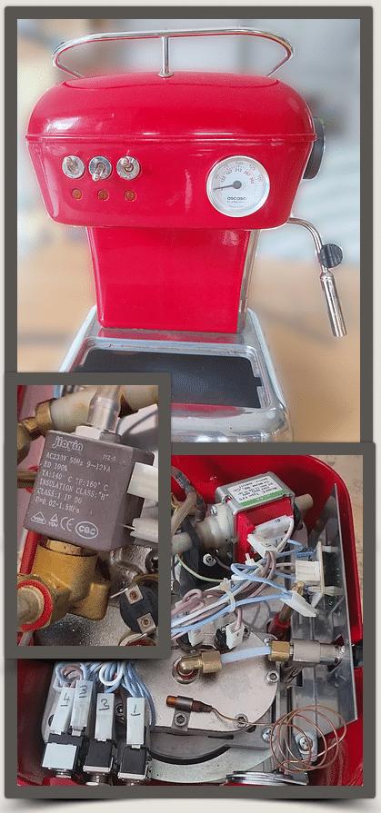 Machine à café Ascaso